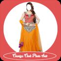 Chaniya Choli Photo Suit