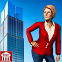 gerente de banco virtual y cajero