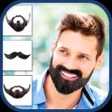 Man Mustache Beard Changer