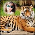Tiger Photo Frame