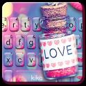 Sweet Love Keyboard Theme