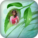 Leaf Photo Frames - leaf pic editor - at2oz effect