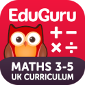 EduGuru Maths Kids 3–5