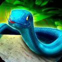 Jungle Snake Survival Run