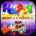 Happy Birthday Photo Video