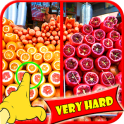Find Difference Fruit Games