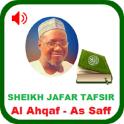 Jafar Tafsir Ahqaf