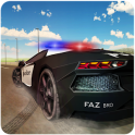 Police Car Chase Driving School Simulator