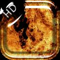 Explosive Fire Live Wallpaper