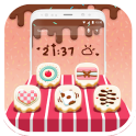 Chocolate Donut Theme