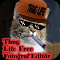 Thug Life Free Fotoğraf Editör