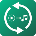 Convertir Video a Audio. Cualquier Mp4 to Mp3 Conv