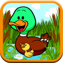 Duck Throw Game: Kids