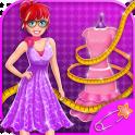 Fashion Studio Dress Designer