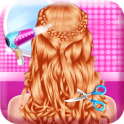 Fashion Braid Hairstyles Salon-girls games