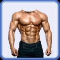 Body Builder Men Photo Suit