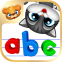 123 Kids Fun ALPHABET - English Alphabet for Kids