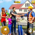 New Family House Builder Happy Family Simulator