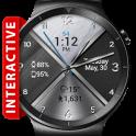 MetalleX HD Watch Face Widget & Live Wallpaper