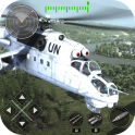 Air Combat Gunship Simulator 2018