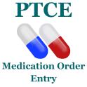 PTCE Medication Order Entry Flashcard 2018