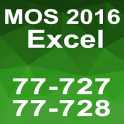MOS Excel 2016 Core & Expert Tutorial Videos