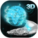 Transparent Earth 3D Theme