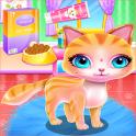 Cute Kitty Fashionista Day