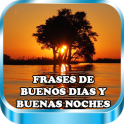 Frases de Buenos Dias Amor y buenas noches tardes
