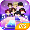 Magic Piano Tiles BTS