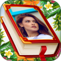 Book Photo Frame Editor