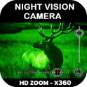 Night Vision Camera(photo & video) simulator