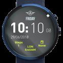 Flexy Digital Watchface