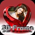 3D Photo Frames Effects