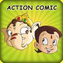BheemandGaneshaActionComic