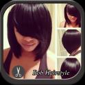Bob Black Hairstyle