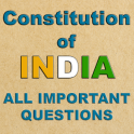 Constitution of India GK App