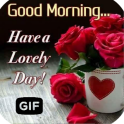 Morning Images Wishes Love Gif