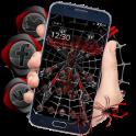 Dark Black Metal Spider Theme