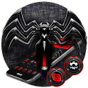 Red Black Spider Theme