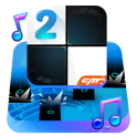 Piano Tiles 2™ Keyboard Theme