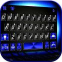 Cool Black Plus Keyboard Theme