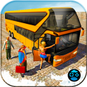 Uphill Coach Bus Driving Simulator 2018