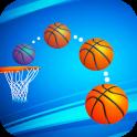 Lanzamiento de baloncesto
