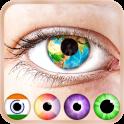 Eye colour changer