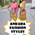 African Ankara Women Fashion Styles