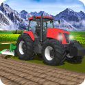 Snow Tractor Agriculture Simulator