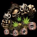 Weed Ghost Gun Launcher Theme