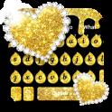 Gold Drops Keyboard