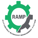 RAMP- AUTOMOBILE GARAGE MANAGEMENT APP
